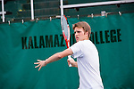Kalamazoo College Men's Tennis vs WMU - 4.19.12