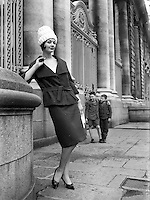 """Clodagh"" Fashions, Mrs. D. O'Kennedy..12.02.1961"