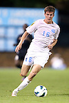 23 October 2012: UNC's Rob Lovejoy. The University of North Carolina Tar Heels Campbell University Fighting Camels at Fetzer Field in Chapel Hill, North Carolina in a 2012 NCAA Division I Men's Soccer game. UNC won the game 3-0.