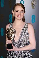 UK: BAFTA Film Awards 2017 - After-Party