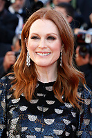 """Julianne Moore at the """"Okja"""" premiere during the 70th Cannes Film Festival at the Palais des Festivals on May 19, 2017 in Cannes, France. (c) John Rasimus /MediaPunch ***FRANCE, SWEDEN, NORWAY, DENARK, FINLAND, USA, CZECH REPUBLIC, SOUTH AMERICA ONLY***"""