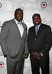 DJ Jon Quick and Larry Scott Blackman Attend The 4th Annual Beauty and the Beat: Heroines of Excellence Awards Honoring Outstanding Women of Color on the Rise Hosted by Wilhelmina and Brand Jordan Model Maria Clifton Held at the Empire Room, NY 3/22/13