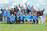 ZEILEN: SNEEK: FRISOBOKAAL, 30-05- 2015, SKS Skûtsjesilen, Organisatie Provincie Fryslân in samenwerking met Sintrale Kommisje Skûtsjesilen en hun 14 Skûtsjes, ©foto Martin de Jong