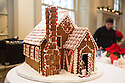 2012-12-09 Davio's Gingerbread House Workshop