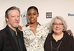 Chris Cooper, Condola Rashad and Jayne Houdyshell attends the 83rd Annual Drama League Awards Ceremony  at Marriott Marquis Times Square on May 19, 2017 in New York City.