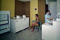 Singapore Motel Wildwood NJ, laundry room.