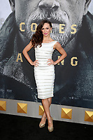 """HOLLYWOOD, CA - MAY 8: Karina Smirnoff at the premiere Of Warner Bros. Pictures' """"King Arthur: Legend Of The Sword"""" at the TCL Chinese Theatre In California on May 8, 2017. Credit: David Edwards/MediaPunch"""
