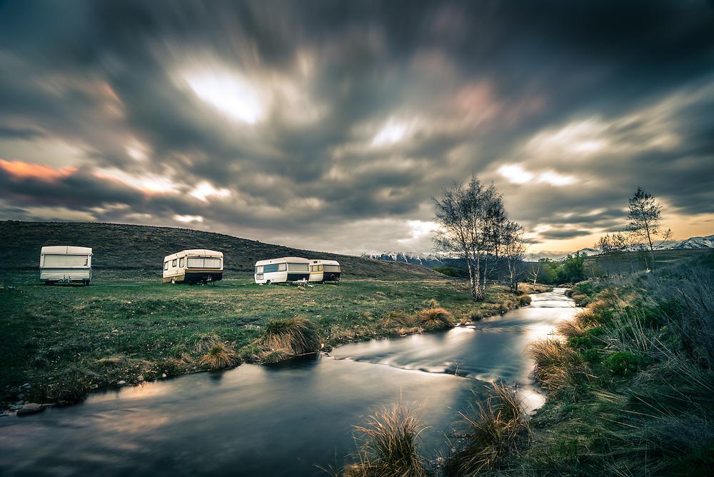Luxury Camping New Zealand  Caravan New Zealand