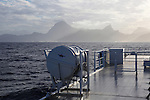 French Polynesia Tahiti to Moorea Passenger ferry