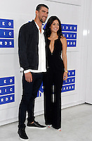 NEW YORK, NY - AUGUST 28  Michael Phelps attend the 2016 MTV Video Music Awards at Madison Square Garden on August 28, 2016 in New York City Credit John Palmer / MediaPunch