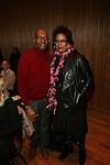 Front Row-Mercedes Benz Fashion Week Douglas Hannant Fall 2013, NY 2/13/13