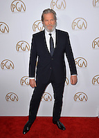 Jeff Bridges at the 2017 Producers Guild Awards at The Beverly Hilton Hotel, Beverly Hills, USA 28th January  2017<br /> Picture: Paul Smith/Featureflash/SilverHub 0208 004 5359 sales@silverhubmedia.com