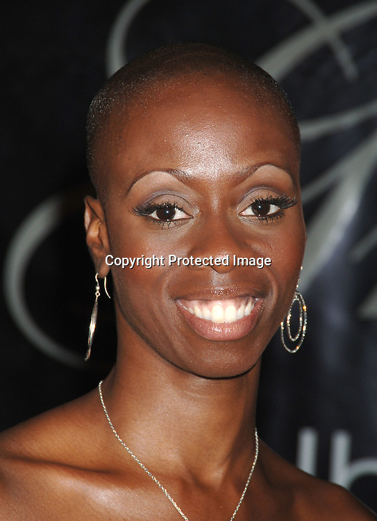 Dwana Smallwood of The Alvin Ailley Dance Theatre..........arriving at The 31st Annual American Women in Radio & Television's Gracie Allen Awards on June 19, 2006 at..The Marriott Marquis Hotel. ..Robin Platzer, Twin Images