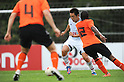Manabu Saito (JPN), Ruben Ligeon (NED),.MAY 25, 2012 - Football / Soccer :.2012 Toulon Tournament Group A match between U-23 Japan 3-2 U-21 Netherlands at Stade de l'Esterel in Saint-Raphael, France. (Photo by FAR EAST PRESS/AFLO)