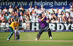 Yorkshire v Notts - 25 July 2014
