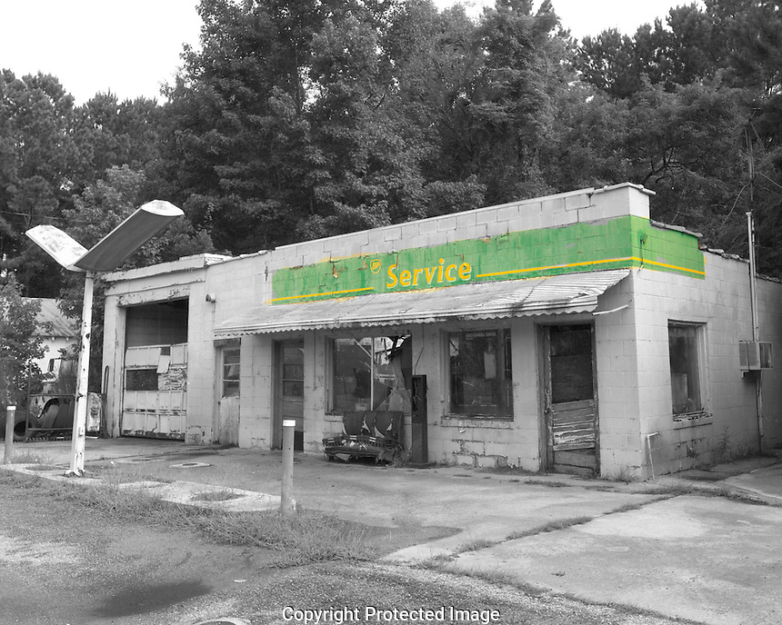 Another abandoned business on SC 178.
