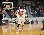 "Ole Miss' Derrick Millinghaus (3) vs. East Tennessee State at the C.M. ""Tad"" Smith Coliseum in Oxford, Miss. on Saturday, December 14, 2012. Mississippi won 77-55 to improve to 7-1. (AP Photo/Oxford Eagle, Bruce Newman).."