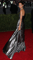 """NEW YORK CITY, NY, USA - MAY 05: Lily Aldridge at the """"Charles James: Beyond Fashion"""" Costume Institute Gala held at the Metropolitan Museum of Art on May 5, 2014 in New York City, New York, United States. (Photo by Xavier Collin/Celebrity Monitor)"""