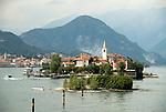 fishers island in lago maggiore