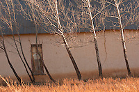New Mexico adobe home