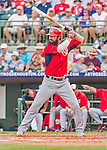 20 March 2015: Washington Nationals infielder Ian Stewart in Spring Training action against the Houston Astros at Osceola County Stadium in Kissimmee, Florida. The Nationals defeated the Astros 7-5 in Grapefruit League play. Mandatory Credit: Ed Wolfstein Photo *** RAW (NEF) Image File Available ***