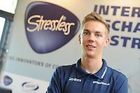 SCHAATSEN: WOLVEGA: 22-09-2014, Team Stressless, Bart Swings (BEL), ©foto Martin de Jong