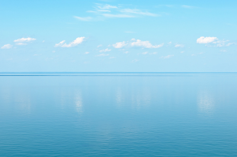 &quot;Calm&quot;<br /> Long Island Sound<br /> Baiting Hollow, Long Island