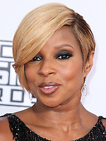 LOS ANGELES, CA, USA - NOVEMBER 23: Mary J. Blige arrives at the 2014 American Music Awards held at Nokia Theatre L.A. Live on November 23, 2014 in Los Angeles, California, United States. (Photo by Xavier Collin/Celebrity Monitor)