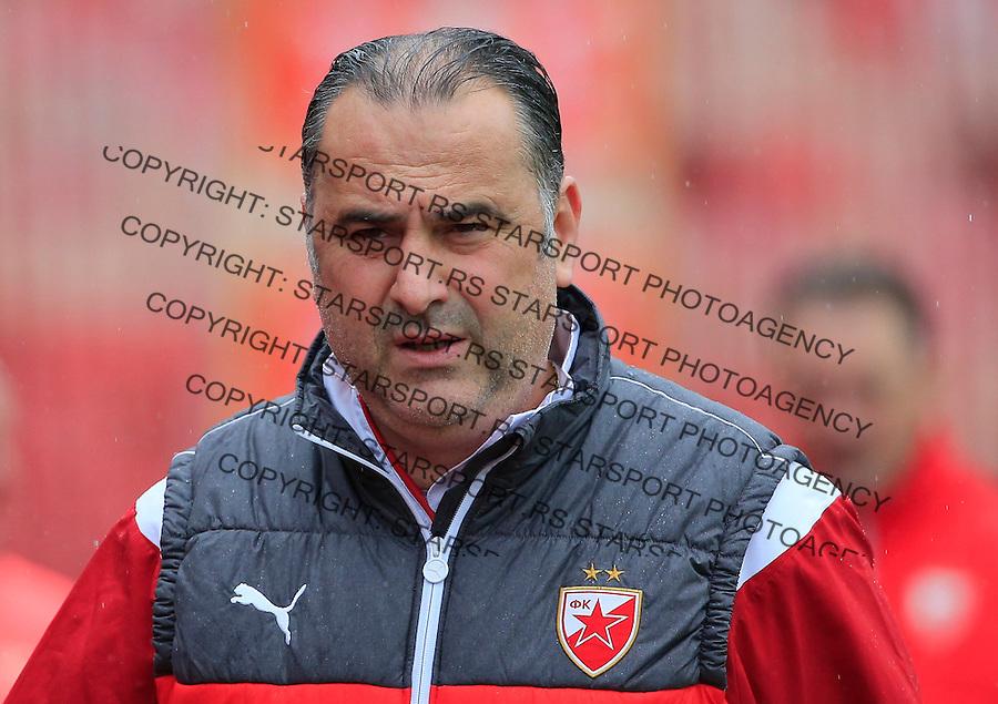 Fudbal Jelen Super League season 2015-2016<br /> Crvena Zvezda v Vozdovac<br /> head coach Miodrag Bozovic<br /> Beograd, 28.11.2015.<br /> foto: Srdjan Stevanovic/Starsportphoto&copy;