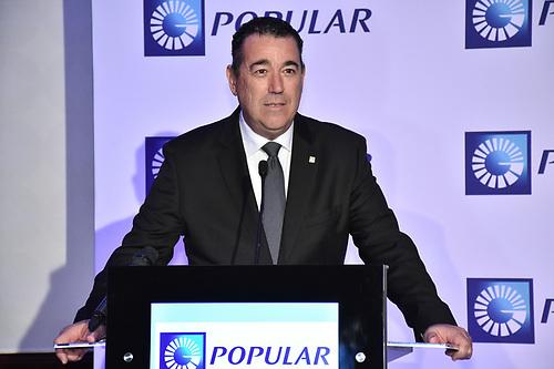 Juan Manuel Martín de Oliva, vicepresidente de Negocios Turísticos, destacó que, en la última década, la cartera de desembolsos al sector turístico por parte del Banco Popular y otras filiales del Grupo Popular asciende a US$1,700 millones.