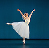 The Royal Danish Ballet soloists &amp; principals <br /> Bournoville Celebration <br /> at The Peacock Theatre, London, Great Britain <br /> press photocall<br /> 9th January 2015 <br /> <br /> La Sylphide <br /> <br /> <br /> <br /> Gudrun Bojesen as the Sylph <br /> <br /> <br /> <br /> <br /> <br /> Photograph by Elliott Franks <br /> Image licensed to Elliott Franks Photography Services