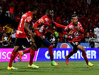 Deportivo Independiente Medellin vs Deportivo Cali 04-03-2017. LA 2017