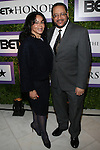 Rev. Marcia L. Dyson and Dr. Michael Eric Dyson Attend the Pre-BET Honors Dinner Hosted by Debra Lee at National Museum of Women in the Arts ,Washington DC