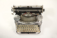 1930 Underwood Portable Typewriter.