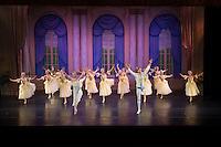The Little Mermaid presented by Missouri Ballet Theatre in Edison Theatre at Washington University in St. Louis, Missouri on June 13, 2015.