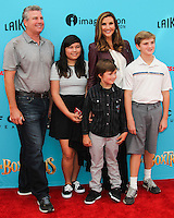 UNIVERSAL CITY, CA, USA - SEPTEMBER 21: Heather McDonald at the Los Angeles Premiere Of Focus Features' 'The Boxtrolls' held at Universal CityWalk on September 21, 2014 in Universal City, California, United States. (Photo by Celebrity Monitor)