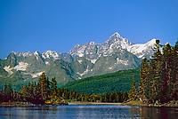 Mount Gilbert, Chugach Mountains, Prince William Sound, Alaska.