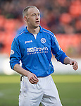 Dundee United v St Johnstone.....21.02.15<br /> Steven Anderson<br /> Picture by Graeme Hart.<br /> Copyright Perthshire Picture Agency<br /> Tel: 01738 623350  Mobile: 07990 594431
