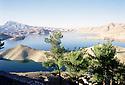 Irak 2000. Le lac de Dokan<br /> Iraq  2000. the lake of Dokan