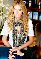 Jasmine Dustin at Zenka Nail and Beauty Lounge in Manhattan Beach California