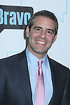 Andy Cohen at the Bravo Upfront Party on March 10, 2010 at Skylight Studios in New York City.