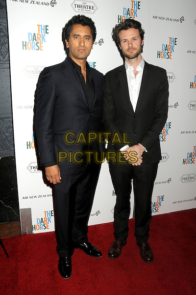 30 March 2016 - Los Angeles, California - Cliff Curtis, James Napier Robertson. &quot;The Dark Horse&quot; Los Angeles Premiere held at the Ace Hotel Theatre. <br /> CAP/ADM/BP<br /> &copy;BP/ADM/Capital Pictures