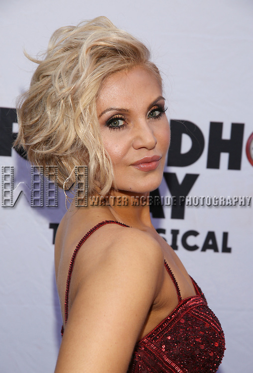 Orfeh attends the Broadway Opening Night performance of 'Groundhog Day' at the August Wilson Theatre on April 17, 2017 in New York City