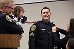 Los Altos Police Department Swearing-In and Promotional Ceremony