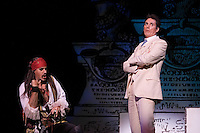 Australian Opera production of Pirates of Penzance, Victorian Arts Centre, Melbourne, May 2007