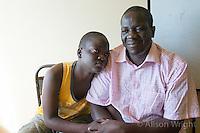 Gulu Mental Hospital patient, Dominic
