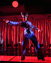 London, UK. 10.06.2016. the Donkey Show opens at Proud Camden. Picture shows: Siobhan Athwal (Dmitri). Photograph © Jane Hobson.