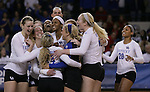 UK Volleyball 2012: NCAA Tournament v. Ohio State