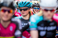 Picture by Alex Whitehead/SWpix.com - 11/05/2017 - Cycling - Tour Series Round 2, Stoke-on-Trent - Matrix Fitness Grand Prix Series - Team Breeze's Elinor Barker.
