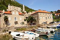 Perast, Kotor Bay Montenegro